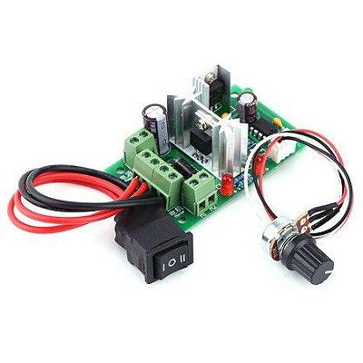 Controle PWM - com interruptor balancim
