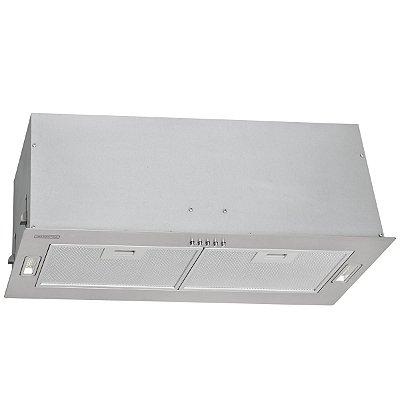 Coifa de Embutir Tramontina Incasso Retangular em Aço Inox 75 cm - 95800/015