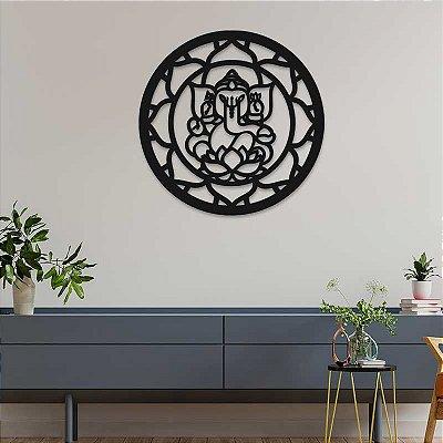 Ganesha - Flor de Lotus