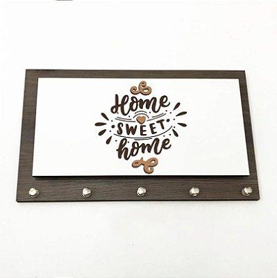 Porta Chaves e Cartas - Home Sweet Home 1