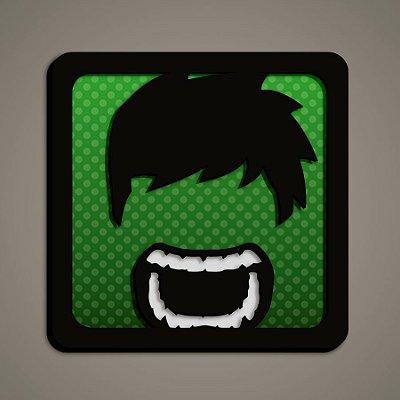 Quadro Herói 3D - Hulk