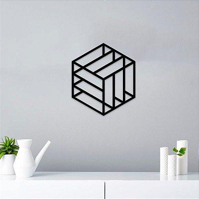 Cubo Ilusão de Ótica