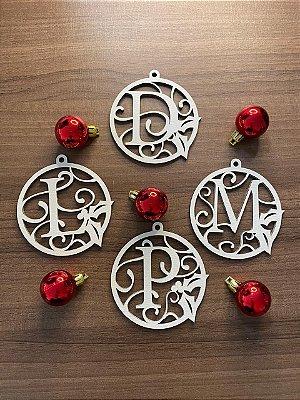 Bolas de Natal - Letras