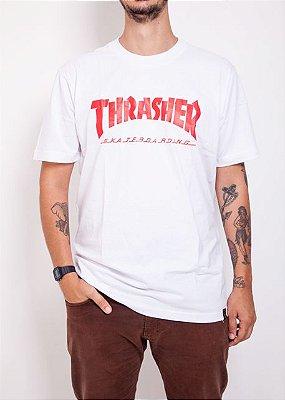 CAMISETA THRASHER CLASSIC RED
