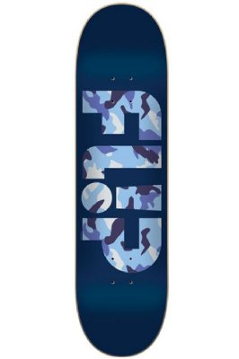Shape Flip Camo Blue 8.2