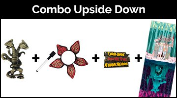 Combo Upside down