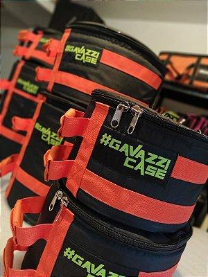 """KIT HARD BAG TRADICIONAL. 12, 13, 14, 16, 22"""" + 1 Bag Para Baquetas. (CONSULTAR ENVIO VIA TRANSPORTADORA ATRAVÉS DO EMAIL)."""
