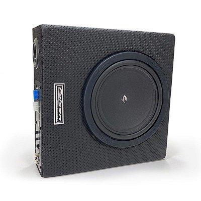 Caixa Falcon Ultraslim 08 Amplificada 200w Xs-200.1us