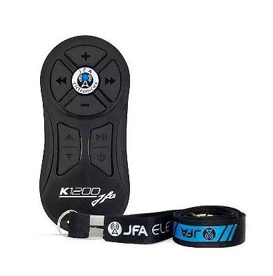 Controle  Distância Jfa K1200 preto