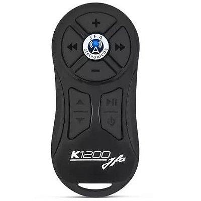 Controle  Distância Jfa K1200 preto (Blister)