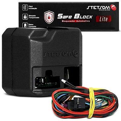 Bloqueador Automotivo Stetsom Safe Block Lite Universal 12V Carro