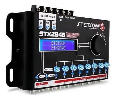 Processador Stetsom Stx2848 Sequenciador Embutido