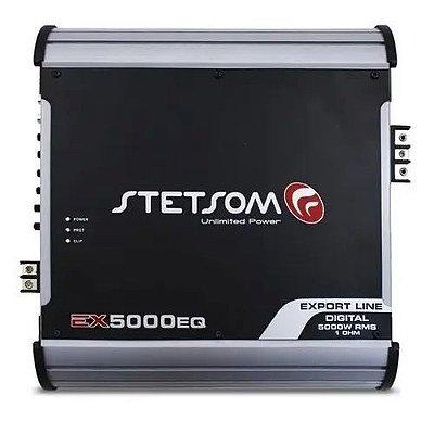 Módulo Amplificador Digital Stetsom EX5000EQ 5000 Watts RMS