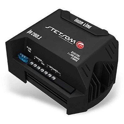 Módulo Amplificador Ir 280.1 Stetsom 2 Ohms Ideal Para Sub