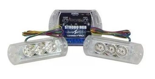Central Strobo Zendel Rgb Connect Volt