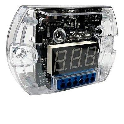 Voltímetro Zendel Vs3 Sequenciador Digital Voltagem