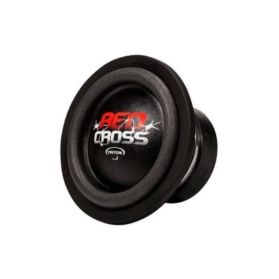 Subwoofer Triton Red Cross 10 Pol Grave 500w Rms