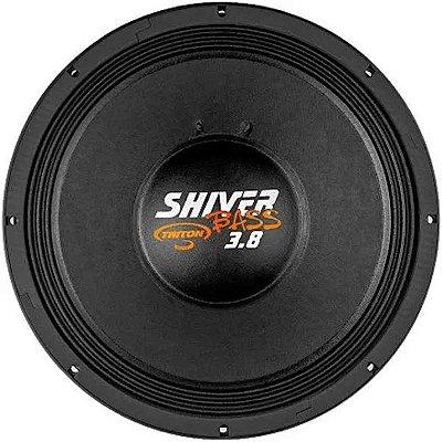 Alto Falante Triton 15 Shiver Bass 3.8 4 Ohms