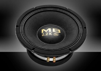 "WOOFER 12"" EROS E-12 MB 2.2K - 1100 WATTS RMS - 8 OHMS"