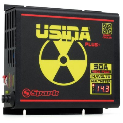 FONTE USINA 90A 12V BI-VOLT 127/220V DISPLAY VOLTAMP