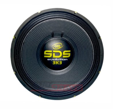 "ALTO FALANTE SDS EVOLUTION 15"" 3K3 - EROS 4/8 OHMS"