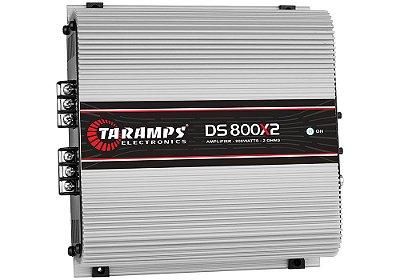 MÓDULO AMPLIFICADOR TARAMP'S DS 800X2 - 2 OHMS