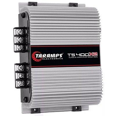 AMPLIFICADOR TARAMPS TS 400X2