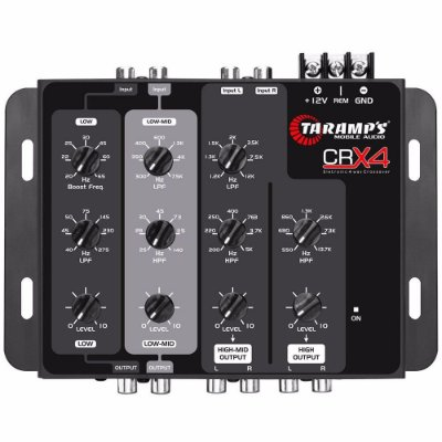 CROSSOVER CRX 4 - TARAMP'S