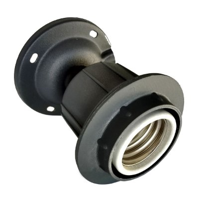 SOQUETE PARA LAMPADA INDUSTRIAL - E40 CONNECTOR HOLDER
