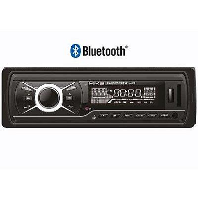 AUTO RÁDIO KX3 MP3/USB/SD-CARD + BLUETOOTH - KRC1000