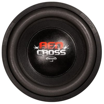 REPARO P/ A. FALANTE RED CROSS 10'' 500 RMS - 8 OHMS Ω