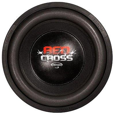 REPARO P/ A. FALANTE RED CROSS 12'' 500 RMS - 8 OHMS Ω