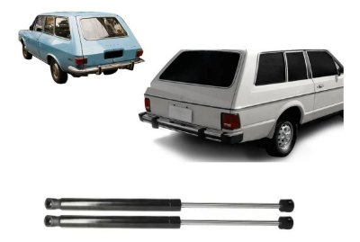 Par Amortecedor Porta Malas Ford Belina 1968 A 1989