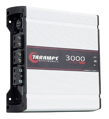 MÓDULO AMPLIFICADOR TARAMPS 3000 TRIO 4 OHMS 3000W RMS