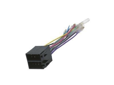 CONECTOR 16 VIAS COM TERMINAL PIONEER - UNIDADE CÓD. 35/C