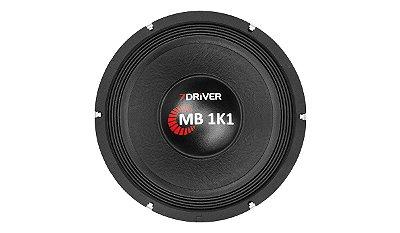 ALTO FALANTE 7 DRIVER 12 MB 1K1 550W RMS - 4 OHMS