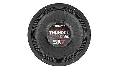 ALTO FALANTE 7 DRIVER 12 THUNDER 5K7 DARK 2850W RMS - 2 OHMS