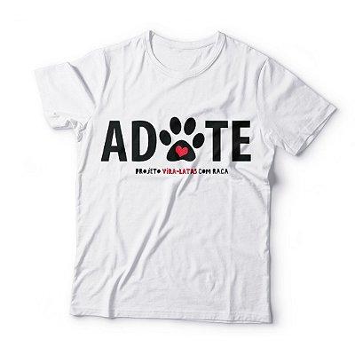 """Camiseta Masculina """"ADOTE"""""""