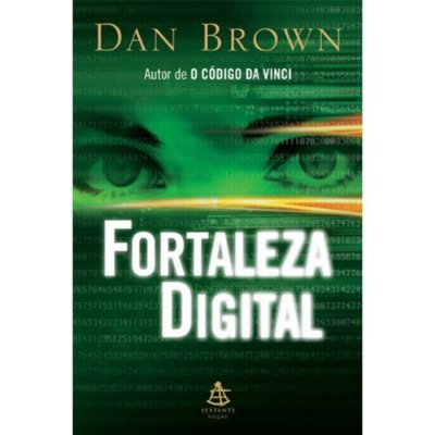 "Livro ""Fortaleza Digital"" - Dan Brown"