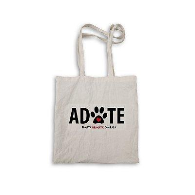 "Ecobag ""Adote"""