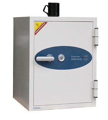 Cofre para midia magnética 2002