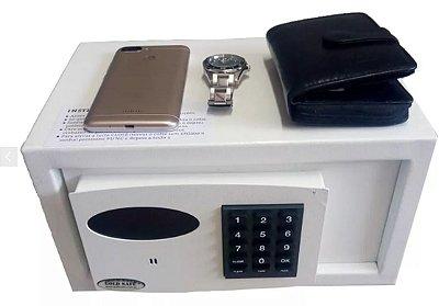 Cofre Digital Pequeno Box com Auditoria