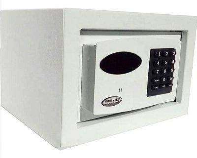 Cofre Digital Pequeno Com Auditoria e Combinação Eletronica