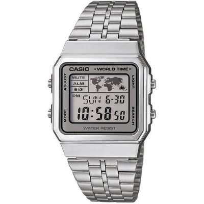 Relógio Unissex Casio Vintage Digital Fashion A500WA-7DF