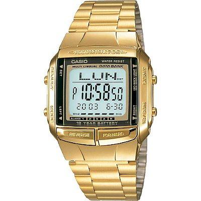 Relógio Unissex Casio Digital Social DB-360G-9ADF