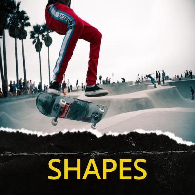 Shapes 2021 - nova campanha
