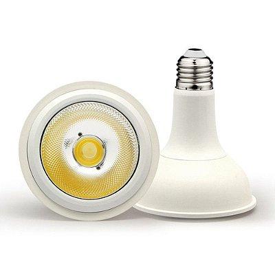 Lampada Led Par30 Cob 10w Branco Quente Classe A 3500k