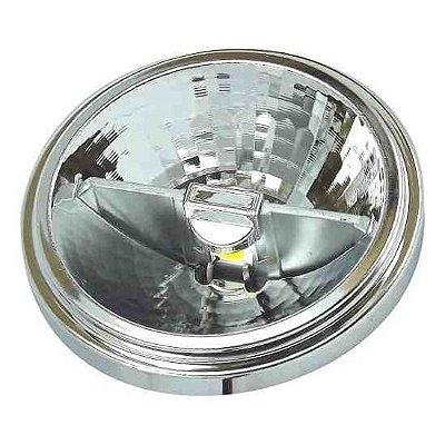 Lampada Led Ar111 12w Cob Branco Quente 3000k-3500k Bivolt