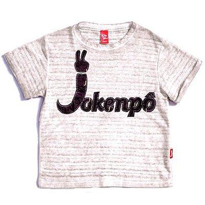 Blusa Jokenpô Infantil Jkp Cetim Nude