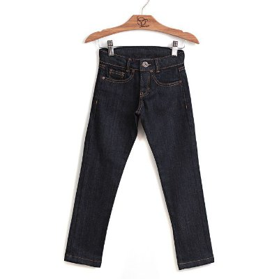 Calça Jokenpô Infantil Jeans Skinny Dark